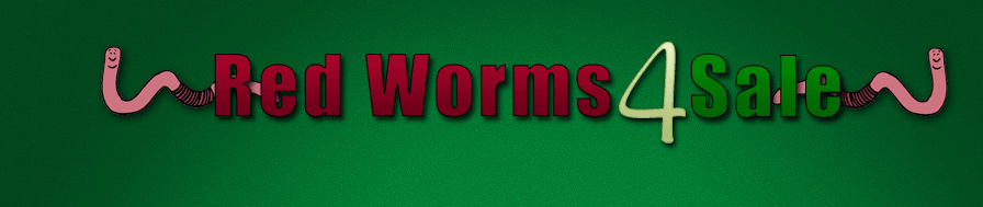 Red Worms For Sale: Red wigglers, European Nightcrawlers, and Worm Bins